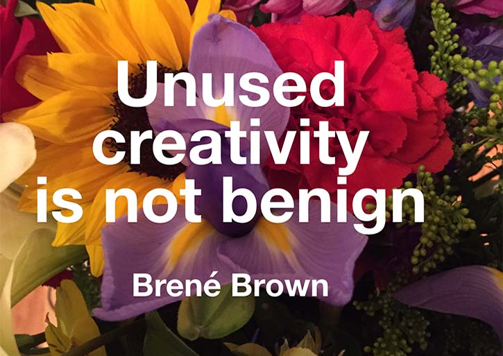 3 Brené Brown quotes that moved me from fear of rejection into action